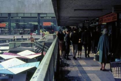 Bull Ring market 1966 bham