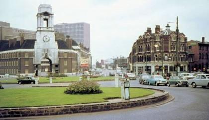 Corporation Place Bham 1963