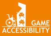 game accessibility logo