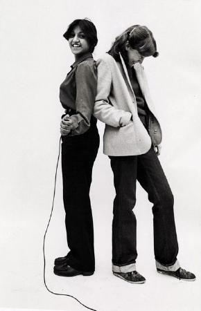 Barbara and Friend, 1979