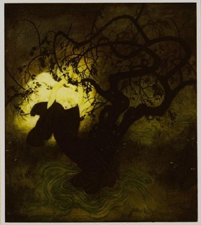 Dulac, The Buried Moon